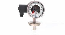 Термометры с электроконтактами